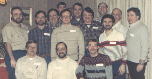 DaVinci Fellowship circa 1985